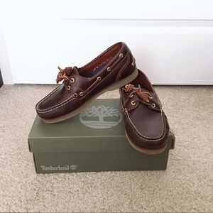 Timberland 2-EYE BOAT SHOES